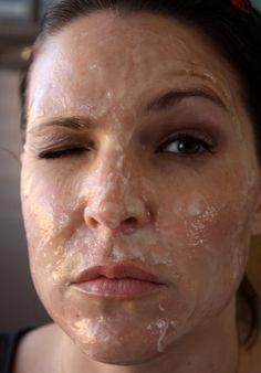 homemade facial with Knox gelatin