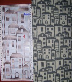 Knitting machine punch cards brother 22 Ideas for 2019 Fair Isle Knitting Patterns, Knitting Machine Patterns, Knitting Charts, Lace Knitting, Knitting Stitches, Knitting Designs, Circular Knitting Machine, Brother Knitting Machine, Card Patterns