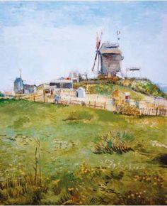 """Visite """"Sur les pas de Vincent Van Gogh à Montmartre"""" - E-boutique…"""