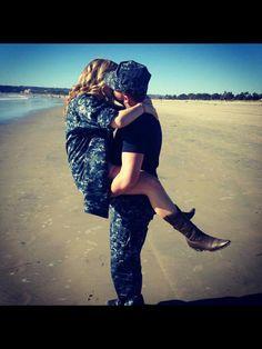 www.darlinglittledove.com  @darlinglittledove on Instagram Military, Love, Navy, Couple, Cute