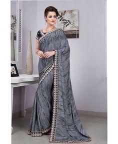 Print Womens crepe Sarees Buy @ 2330/- Only  Phone :- 0261-6452111 Whatsapp :- 9727863251