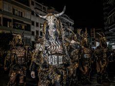 Escuadra de Salvajes Villena ArteFiesta 2016 Carousel, Spain, Lion Sculpture, Fair Grounds, Statue, Travel, Art, Savages, Art Background
