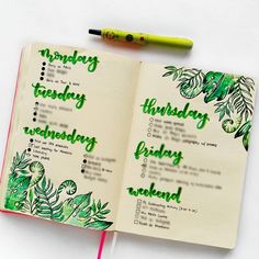 "516 mentions J'aime, 13 commentaires - juian keith luigi (@juian.k) sur Instagram : ""This week's theme on #fabfebchallenge2018 is GREEN! I drew some tropical leaves in this spread…"""
