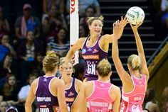 Round 14 Preview - WE'VE made it! What a fascinating and unpredictable regular season of ANZ Championship netball to experience. Netball, Fox Sports, Seasons, Basketball, Seasons Of The Year