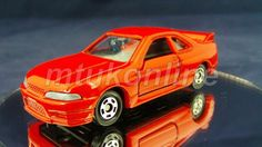 TOMICA 20 NISSAN SKYLINE GTR 1996 | 1/62 | 020G-19 | TOMICA TOWN 1998 | NO BOX Skyline Gtr, Nissan Skyline, Diecast, Box, Snare Drum, Boxes