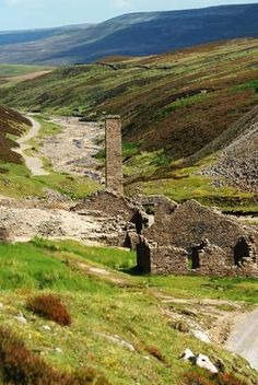 The desolate beauty of the moors in the Yorkshire Dales National Park. Click through for more gorgeous photos and visitor information.