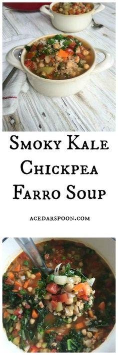 Smoky Kale Chickpea