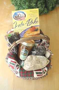 Unique DIY Gift Baskets for Under $20 | Rodale News The second one is great for someone who is moving into a new home and loves to cook.