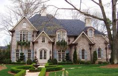 Beautiful French exterior