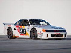 1987 Toyota Celica Turbo IMSA GTO