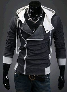 Assassins Style Hoodie