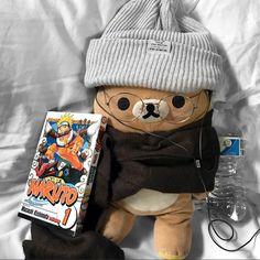 K o u s e i - Korean Aesthetic, Brown Aesthetic, Sanrio, Kpop Anime, Images Gif, Cute Stuffed Animals, Cute Bears, Lol So True, Plushies