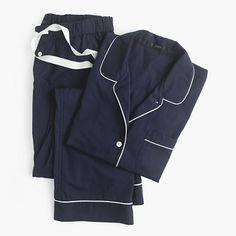 J.Crew+-+Petite+vintage+pajama+set