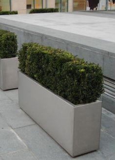 rectangular planters - Google Search