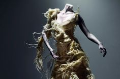 other one of Alexander McQueen. I love his work.