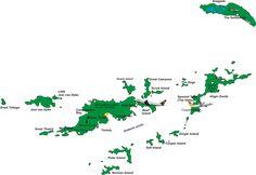 Britské Panenské ostrovy (UK)
