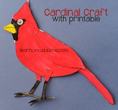 { Cardinal Craft } - Learn.Create.Love
