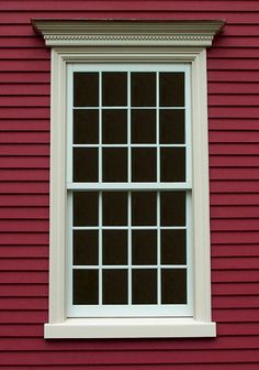 Aluminium windows with wood moulding google search for Outdoor window frame decor