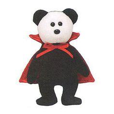 8b1d3800b6a TY Halloweenie Beanie Baby - TWILIGHT the Vampire (5 inch). 2010.
