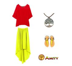 Amity girl's outfit http://www.divergentfans.com/thefactions