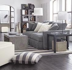 "C Lounge 83"" Sofa"