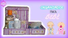 Organizador para bebé por Fantasticazul