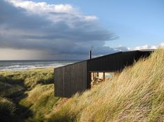 Vacation House | Henne, Denmark | Mette Lange Architects | photo © Mette Lange, Anders Linnet