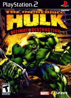 Ps2 #games the incredible #hulk: ultimate #destruction,  View more on the LINK: 	http://www.zeppy.io/product/gb/2/302131257835/