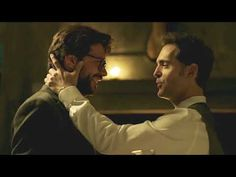 'Bella Ciao' from the incredible series 'La Casa De Papel'. Pedro Alonso and Alvaro Morte in an exceptional, otherworldly performance. Hand Tricks, Berlin, Record Art, Best Sites, Music Songs, Videos, Youtube, The Incredibles, Couple Photos