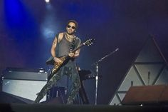 Lenny Kravitz to Honour Prince & Dhani Harrison Inducts ELO at Rock Hall of Fame | uDiscover