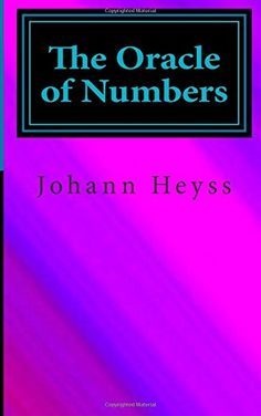 The Oracle Of Numbers: Ask A Question And Let Numbers Answer by Johann Heyss http://www.amazon.com/dp/1500859648/ref=cm_sw_r_pi_dp_Vxo9tb193DGQ9