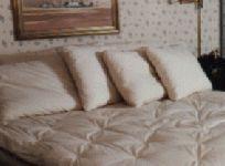 Nature's Comfort Wool Pillow ( Standard )-Soft - The St. Peter Woolen Mill