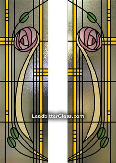 Charles Rennie Mackintosh Inspired Designs.
