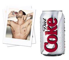 Marc Jacobs Designs New Diet Coke Cans