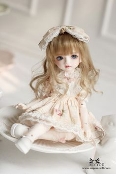 Doudou, 30cm MYOU Doll Girl - BJD Dolls, Accessories - Alice's Collections