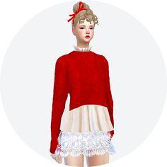 SIMS4 marigold: clothes