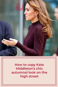 The Duchess of Cambridge is at the top of her fashion game right now Kate Middleton Pictures, Kate Middleton Outfits, Kate Middleton Style, Latest Outfits, Fashion Outfits, Women's Fashion, Sienna Miller Style, High Neck Jumper, Perfect Jeans
