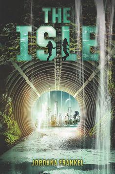 #CoverReveal   The Isle (The Ward, #2) - Jordana Frankel