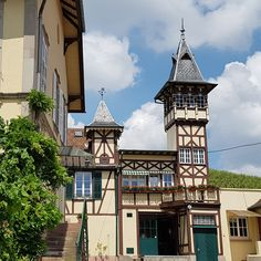 Wine tours to Alsace and Baden.