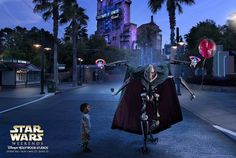 Awesome Disney STAR WARS WEEKENDS Ads - News - GeekTyrant