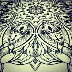 Solstice Mandala Project Day005 by OrgeSTC.deviantart.com on @deviantART