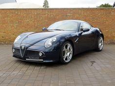 Alfa Romeo 8C Competizione for sale at Romans International.