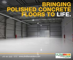 Ultra Floor, Over the years, we have built a reputation on the highest quality work as a concrete specialist and we are dedicated to serving our customers with integrity and excellence in service and craftsmanship. Industrial Flooring, Polished Concrete, Concrete Floors, Over The Years, Bring It On, Concrete Floor