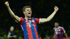 @Bayern Thomas Müller #9ine