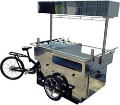 food bike - Pesquisa Google Cargo Bike, Trike Bicycle, Three Wheel Bicycle, Grill Machine, Wool Insulation, Extractor Hood, Awning Canopy, Big Battery, Motorcycle Wheels