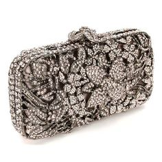 Today is definitely a day for sparkle! I just spotted this clutch over on Coco + Kelley . The perfect little evening bag. Kelly Bag, Beaded Purses, Beaded Bags, Vintage Purses, Vintage Bags, Vintage Clutch, Fashion Bags, Fashion Accessories, Look Vintage