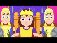 David and Absolom I Stories of Solomon I Animated Children's Bible Stories Bible Stories For Kids, Bible For Kids, Sunday School Lessons, Sunday School Crafts, Object Lessons, Bible Lessons, David And Jonathan, David And Goliath, School Videos