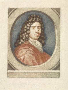 Pieter van den Berge   Zelfportret van Pieter van den Berge, Pieter van den Berge, 1683 - 1737   Zelfportret van de prentmaker, tekenaar, drukker en uitgever Pieter van den Berge. Hij draagt een pruik.