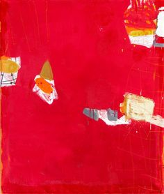 "Gary Komarin: ""Large Rue Madame in Red"" at Gail Severn Gallery"