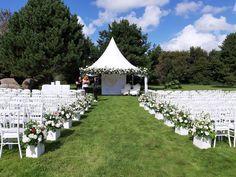 Cérémonie laïque Brest, Wedding Ceremonies, Dolores Park, Outdoor Decor, Ideas, Weddings, Wedding Ceremony, Thoughts, Wedding Reception
